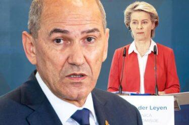 """La présidence de l'UE prévient que le bloc pourrait s'effondrer si Bruxelles impose des """"valeurs européennes imaginaires"""""""