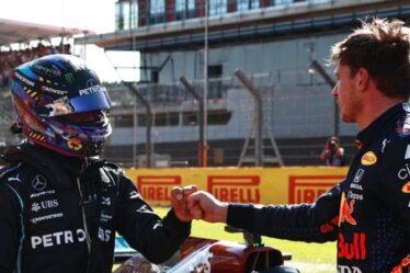 Lewis Hamilton contre Max Verstappen et cinq batailles pour le titre de F1 après l'accident du Grand Prix de Grande-Bretagne