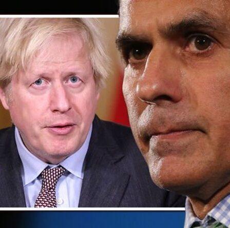 """Boris Johnson doit agir maintenant avant que Von der Leyen """"démembre le Royaume-Uni sous nos yeux"""""""