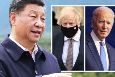 La Chine organise des exercices d'invasion de style D-Day alors que Pékin discute durement avec les États-Unis et le Royaume-Uni