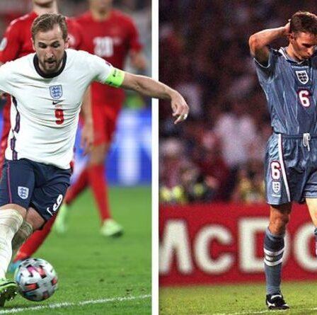 Angleterre vs Italie: la recherche révèle la faiblesse de l'Angleterre avant la finale de l'Euro 2020