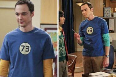 Big Bang Theory : le numéro préféré de Sheldon avait une signification secrète de Jim Parsons