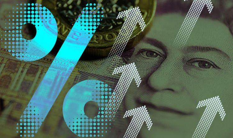 """Bonne nouvelle pour les épargnants alors que les taux d'intérêt augmentent - mais les Britanniques ont averti de """"restez calme!"""""""