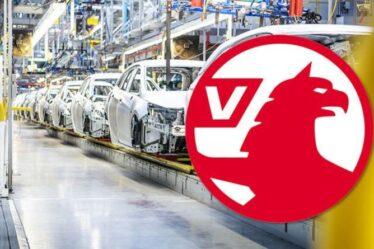 Brexit Grande-Bretagne: 1 000 emplois sauvés alors que Vauxhall prévoit de nouveaux fourgons électriques dans un mouvement « brillant »