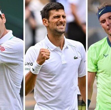 Ce que Novak Djokovic, Rafael Nadal et Roger Federer ont dit à propos de jouer aux Jeux olympiques