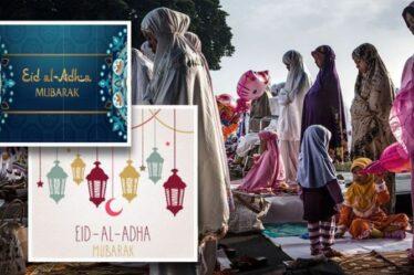 Citations Eid Mubarak: Les meilleurs messages, poèmes, images WhatsApp pour célébrer l'Aïd al Adha