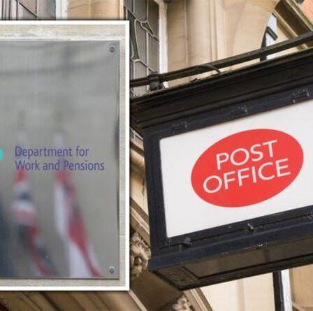 """DWP émet un avertissement sur les fermetures de comptes de cartes postales à l'approche de la date limite - """"contactez-nous"""""""