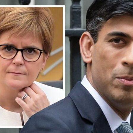 Force de l'Union !  Les espoirs d'indépendance du SNP déçus par Rishi Sunak