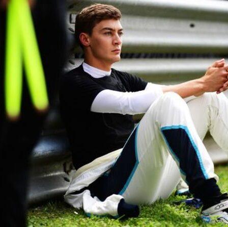George Russell lance un avertissement à Max Verstappen et à ses rivaux concernant le futur déménagement de Mercedes