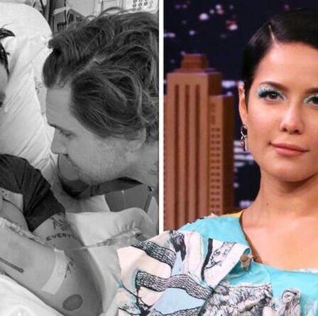 Halsey, 26 ans, partage les premières photos d'un nouveau bébé avec son petit ami Alev Aydin «Powered by love»