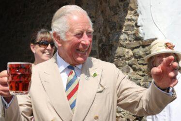 « Heureux et détendu » Charles déclenche l'effondrement de Royal alors qu'il « montre son côté humain »