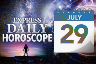 Horoscope du jour du 29 juillet : Votre lecture de signe astrologique, astrologie et prévisions du zodiaque
