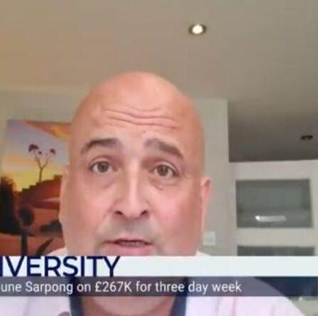 «Ils n'en ont aucune idée!»  La BBC critiquée pour avoir versé un salaire de 267 000 £ au chef de la diversité