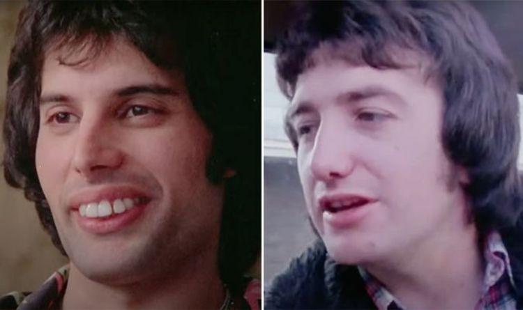 Images d'archives de Freddie Mercury et John Deacon: Quand Queen a pris son indépendance