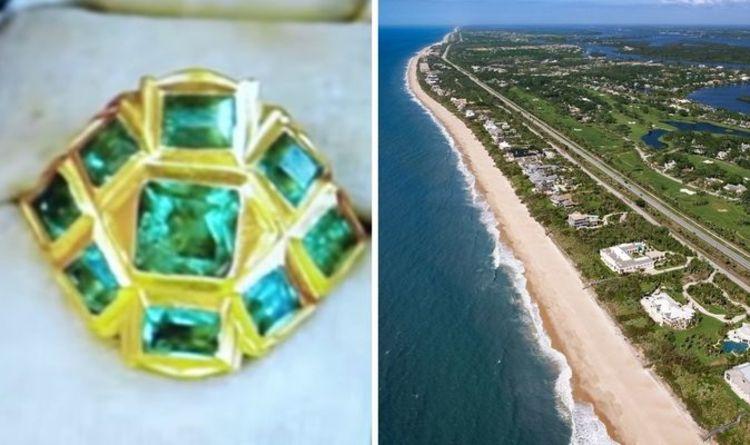 Inca percée après la découverte du «plus grand anneau au trésor jamais trouvé en Amérique» sur la plage