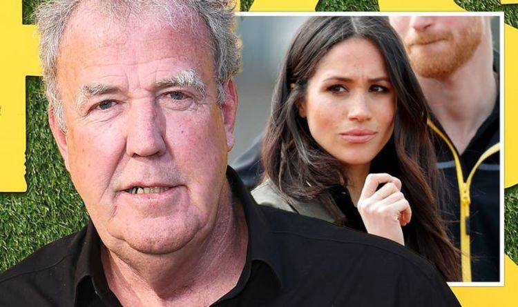 """Jeremy Clarkson s'est moqué de Meghan Markle dans une nouvelle émission: """"Piers avait raison"""""""