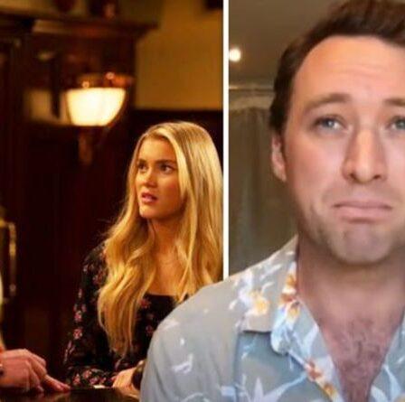 """Jonny McPherson: l'acteur Liam d'Emmerdale fait ses adieux à sa co-vedette """"elle va terriblement me manquer"""""""