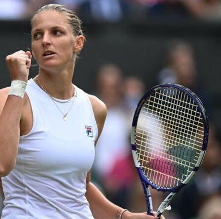 Karolina Pliskova achève son retour contre Aryna Sabalenka pour atteindre la finale de Wimbledon