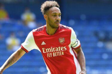 La performance de Pierre-Emerick Aubameyang contre les Rangers crée une nouvelle priorité de transfert pour Arsenal