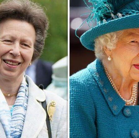 La princesse Anne remplace la reine Elizabeth II lors d'une importante cérémonie royale