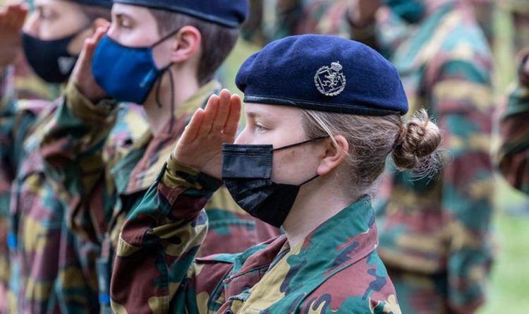 La princesse Elisabeth se plaint de devoir se lever trop tôt à l'école militaire