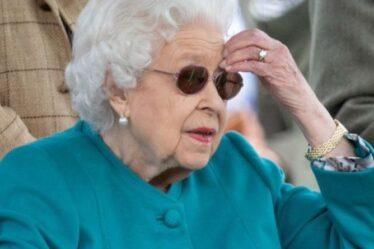 La reine a mis en garde « les jours comptés » pour le luxe bien-aimé – un coût ahurissant « non financièrement viable »