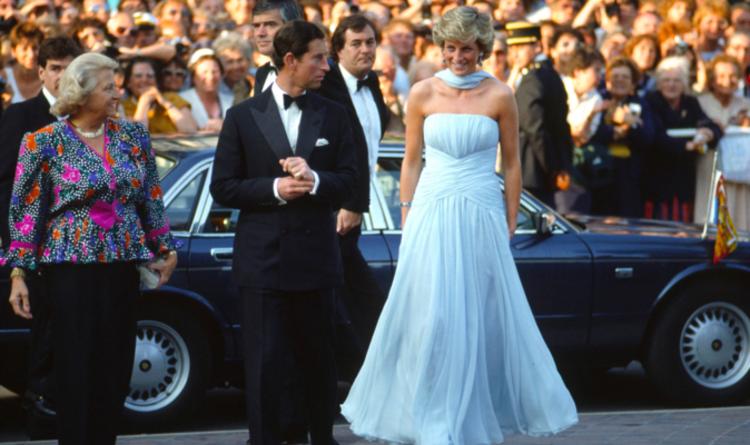 La robe emblématique de Cannes de la princesse Diana influencée par un autre royal qui a partagé un destin tragique