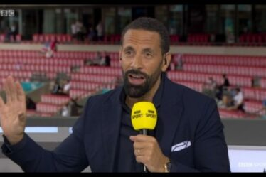 La star de Liverpool Thiago a déclaré à Rio Ferdinand qu'il adorerait le transfert de Man Utd et a demandé à l'icône de l'aider