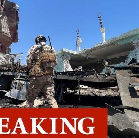 """Le Pentagone """"profondément préoccupé"""" par les récentes attaques contre le personnel américain en Irak et en Syrie"""