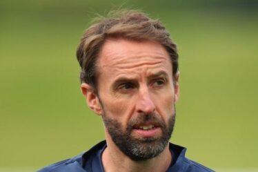"""Le patron de l'Angleterre Gareth Southgate envoie un message de """"huer"""" sévère aux fans avant la finale de l'Euro 2020"""