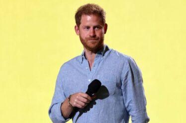 """Le prince Harry """" ne peut pas continuer à blâmer sa famille """" pour les """" problèmes """" qu'il a eu dans sa jeunesse"""