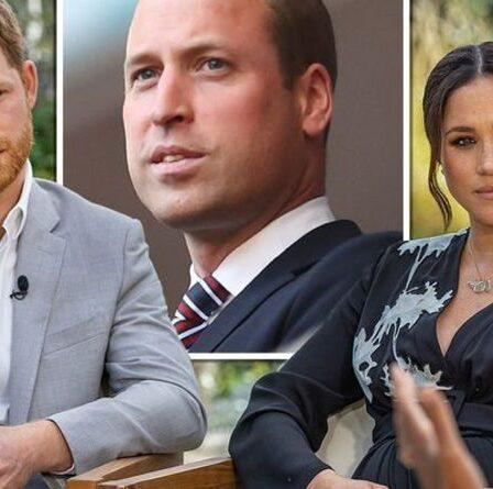 Le prochain mouvement de Meghan Markle et du prince Harry suscite la peur chez William – « Il le redoute »