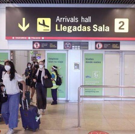 Les expatriés britanniques en Espagne «furieux» contre le camouflet d'exemption de quarantaine au Royaume-Uni: «Nous méritons mieux!'