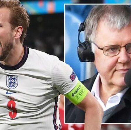 Les fans d'ITV 'Ramenez Clive et Ally' promettent de boycotter la finale de l'Euro 2020 sur le commentaire des demi-finales