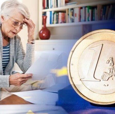 Les retraités britanniques ne reçoivent que 29% de leur salaire précédent alors que le Royaume-Uni est à la traîne de l'UE – «si inquiétant»