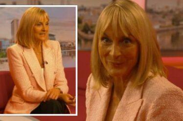 """Louise Minchin parle d'un """"problème"""" au travail sur BBC Breakfast """"Cela a déclenché de l'anxiété"""""""