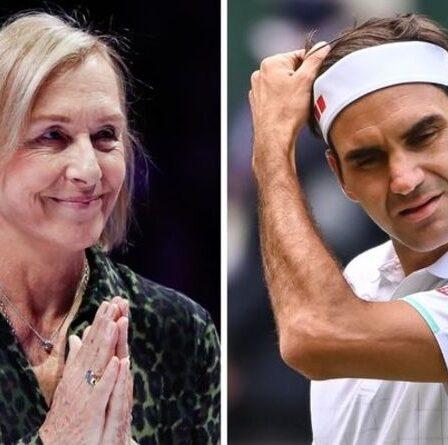 Martina Navratilova donne un avis de retraite à Roger Federer après une sortie difficile de Wimbledon