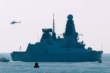 N'OSEREZ PAS !  L'Argentine lance un avertissement au Royaume-Uni après un exercice militaire britannique aux Malouines