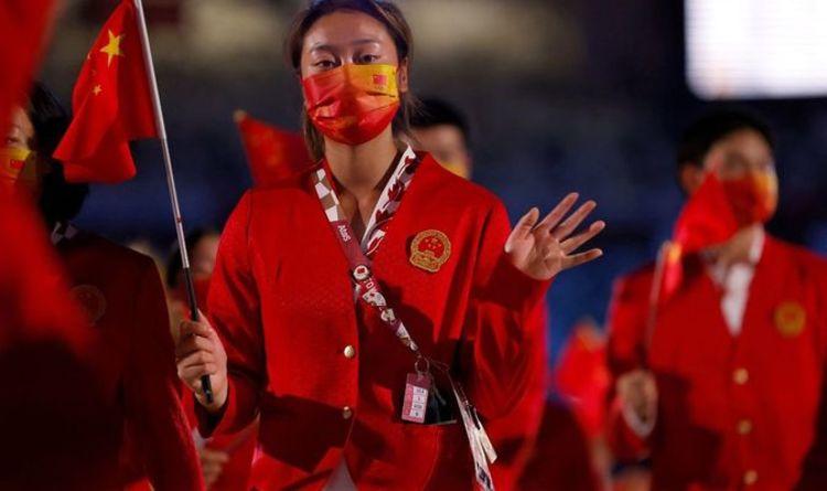 Pékin «blessé» par la couverture américaine des Jeux olympiques alors que Taïwan et la mer de Chine méridionale ne figurent pas sur la carte du monde