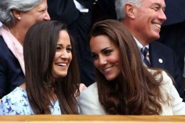Pippa Middleton, l'air «fatiguée», aperçue en train de promener son bébé Grace à Chelsea