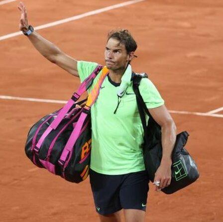 Rafael Nadal confirme que le tournoi de retour a sauté Wimbledon et les Jeux olympiques