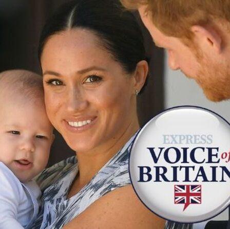 «Restez aux États-Unis!»  Meghan Markle a exhorté à ne pas amener Archie et Lilibet au Royaume-Uni pour voir la statue de Diana