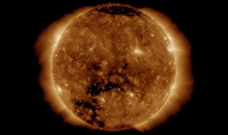 Tempête solaire à venir: un flux «à grande vitesse» de vents solaires devrait s'abattre sur la Terre