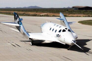 Temps de vol Virgin Galactic : Richard Branson en passe de faire du voyage spatial «une réalité»