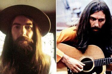The Beatles: La chanson inédite de George Harrison Cosmic Empire sort maintenant après 50 ans – ÉCOUTEZ