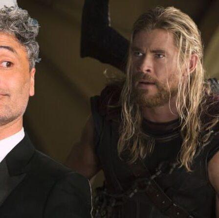 """Thor Love et Thunder Taika Waititi : """"Peut-être que je ne travaillerai plus"""" après le dernier film de Marvel"""