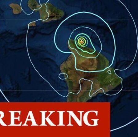 Tremblement de terre à Hawaï aujourd'hui: de «fortes secousses» et des secousses de magnitude 5 secouent Big Island