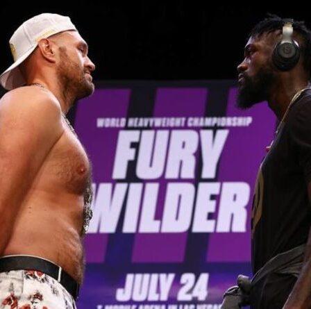 Tyson Fury vs Deontay Wilder 3 dans le doute après l'épidémie de Covid dans le camp de Gypsy King