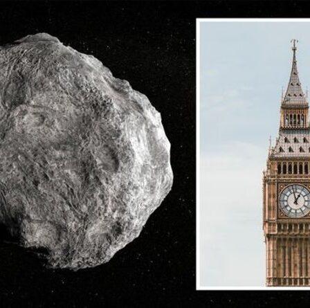 Un astéroïde deux fois plus gros que Big Ben passera la Terre ce mois-ci