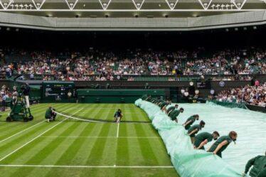 Wimbledon répond aux critiques d'Andy Murray après le retrait de Serena Williams sur blessure